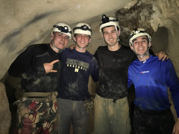 cavingwiththedudes