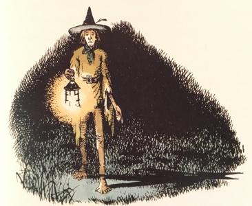 Morgan Elizabeth Huneke: Puddleglum--The Chronicles of Narnia